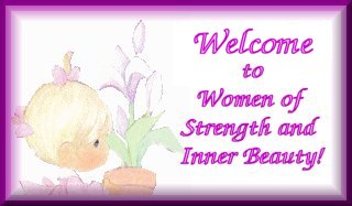 Women of Strength and Inner Beauty: Heather